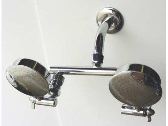 Dual Shower Heads - Aussie RainShower Shower Heads