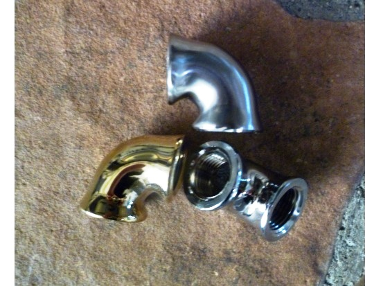 Brass 90 Degree Elbow