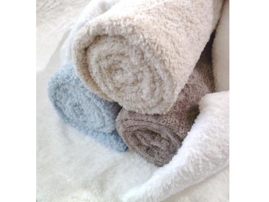 Luxury of Reya Plush Micro Fiber Bath Towels
