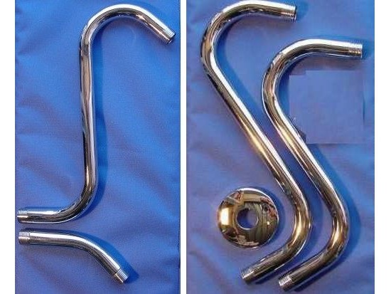 """S"" Riser Pipes"