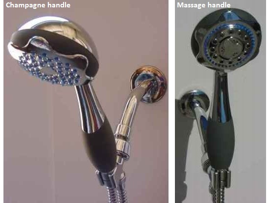 ISA 'Splash' Handshower Set