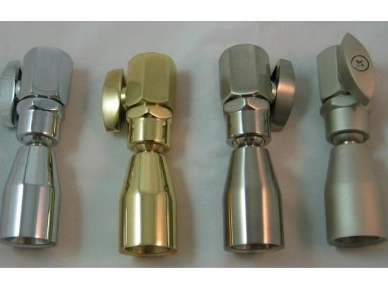 Pulsating SC Jet Shower Heads