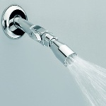 Pulsating SC Jet Shower Heads